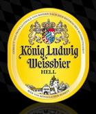 Logo König Ludwig Weissbier Hell