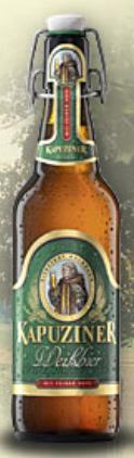 Logo Kapuziner Weißbier