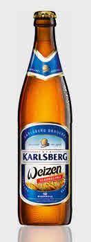 Logo Karlsberg Weizen Alkoholfrei