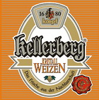 Logo Kellerberg Kristall Weizen