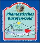 Logo Kemnather Phantastisches Karpfen-Gold