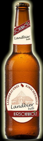 Logo Kirschenholzer Landbier Hell