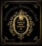 Logo Klosterbräu Bamberger Gold