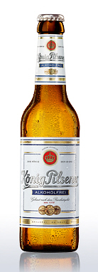 Logo König Pilsener Alkoholfrei