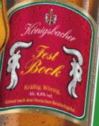 Logo Königsbacher Fest-bock