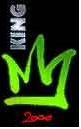 Logo Königsbräu King 2000