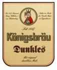 Logo Königsbräu Dunkles