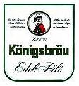 Logo Königsbräu Edel Pils
