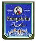 Logo Königsbräu Festbier