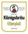Logo Königsbräu Spezial