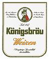 Logo Königsbräu Weizen