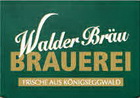 Logo Walder Böckle hell