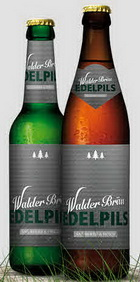 Logo Walder Bräu Edel Pils