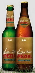 Logo Walder Bräu Spezial