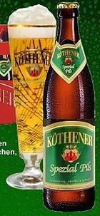 Logo Köthener Spezial Pils