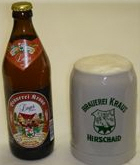 Logo Brauerei Kraus Lagerbier