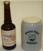 Logo Brauerei Kraus Lapland Saunabier