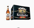 Logo Krombacher Weizen
