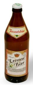 Logo Kronen Bier Fasnetsbier