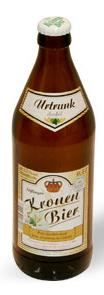 Logo Kronen Bier Urtrunk
