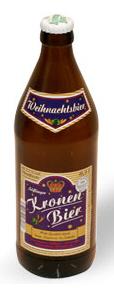 Logo Kronen Bier Weihnachtsbier