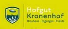 Logo Krohnenhof Dinkel-bier