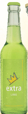 Logo Kronen Extra Lime