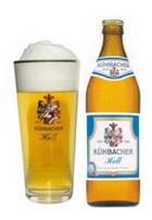 Logo Kühbacher Helles Bier