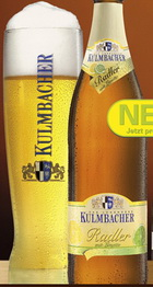 Logo Kulmbacher Radler mit Limette