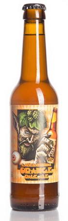 Logo Labieratorium Orange Pale Ale