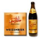 Logo Lahnsteiner Weizenbier Hefe Dunkel