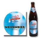 Logo Lahnsteiner Weizenbier Kristall