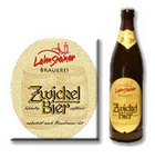 Logo Lahnsteiner Zwickel Bier