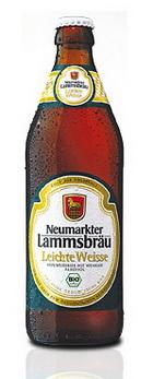 Logo Lammsbräu Leichte Weisse