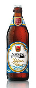 Logo Lammsbräu Jubiläums-Weisse