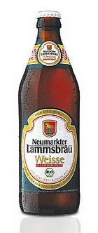 Logo Lammsbräu Weisse Alkoholfrei