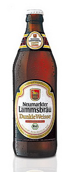 Logo Lammsbräu Dunkle Weisse Alkoholfrei