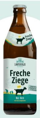 Logo Freche Ziege