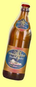 Logo Wolfsteiner Schwarzer Wolf