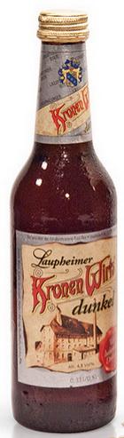 Logo Laupheimer Kronenwirts Dunkel