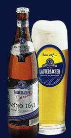 Logo Lauterbacher Anno 1651