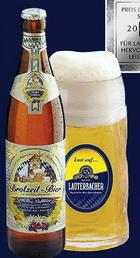 Logo Lauterbacher Brotzeit Bier
