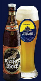 Logo Lauterbacher Weißer Bock