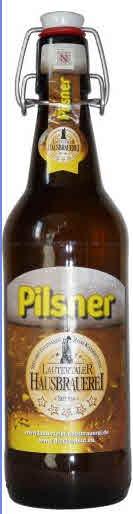 Logo Lautertaler Pilsener