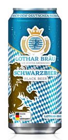 Logo Lothar Bräu Schwarzbier