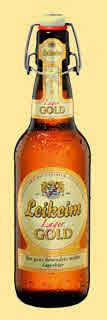 Logo Leikeim Lager Gold
