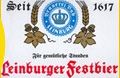 Logo Leinburger Festbier