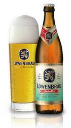 Logo Löwenbräu Alkoholfrei