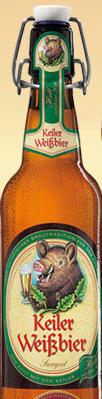 Logo Keiler Weißbier Hell