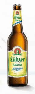 Logo Lübzer Lemon Alkoholfrei